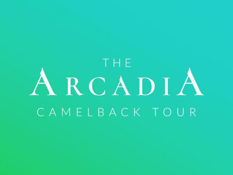 Arcadia Tour Logo